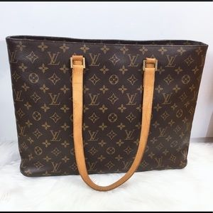 100%Authentic Louis Vuitton Mono Luco with DustBag